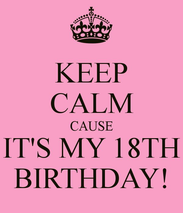 18 th bd my birthday pinterest birthdays 18th birthday party 18 th bd stopboris Image collections