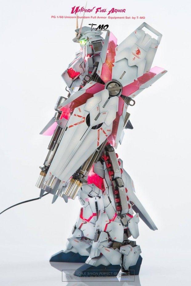 PG 1/60 Full Armor Unicorn ...
