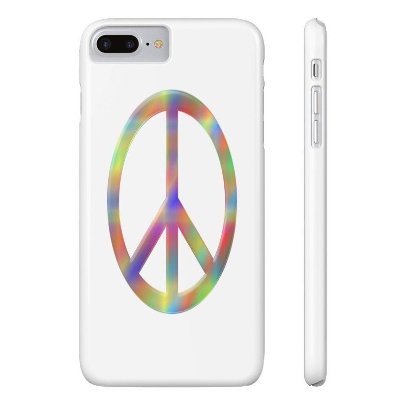 COOL PEACE SIGN Phone Case
