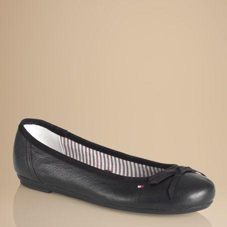 c17abdd009e10 Camilla Ballerina - 990 BLACK - Ballerinas
