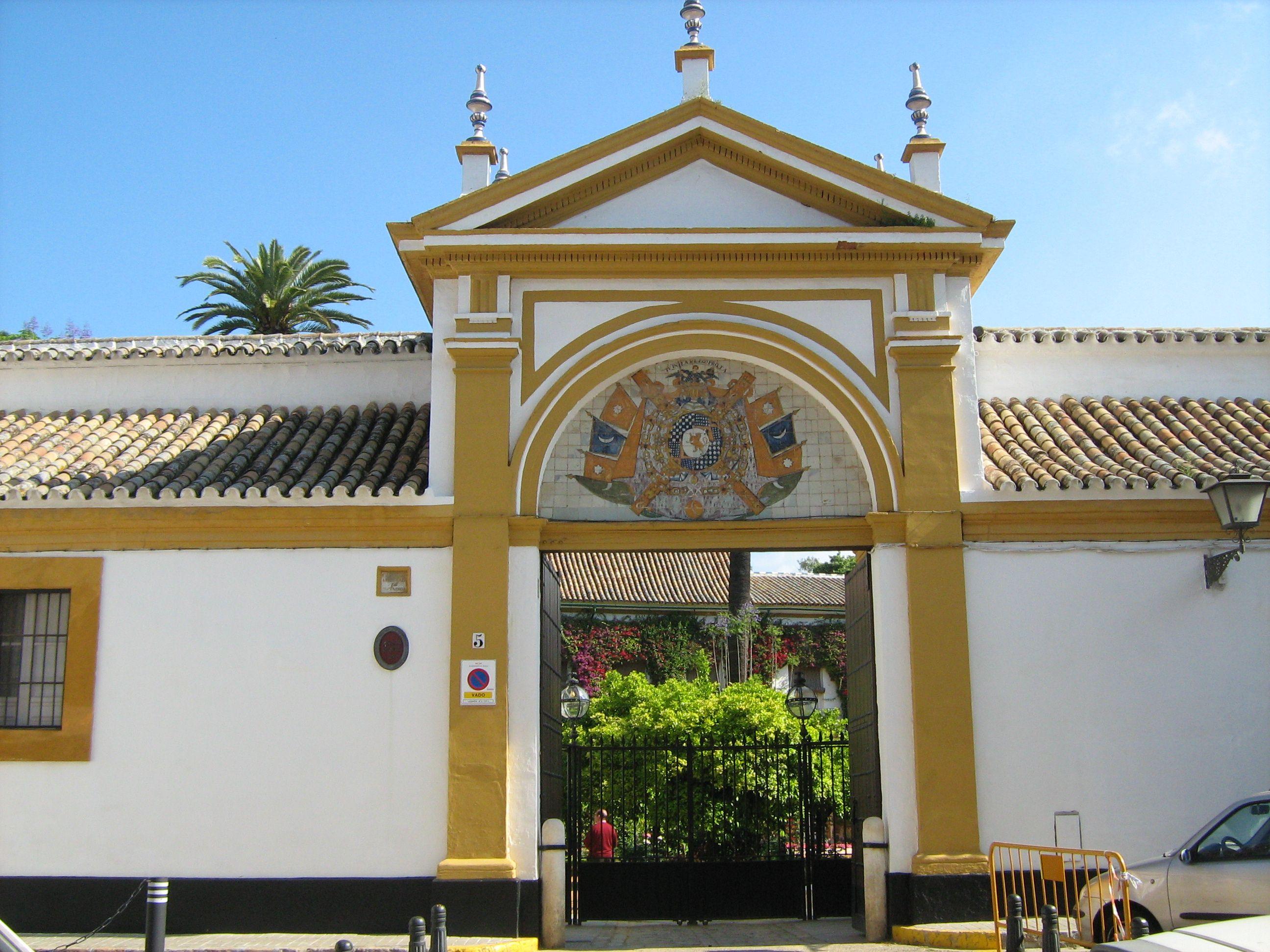 Palacio de Dueñas, Sevilla