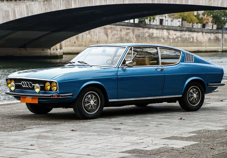 1973 Audi 100 Coupe S en 2020 | Audi 100, Audi 100 coupé s, Audi