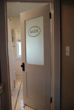 Vintage Modern Bathroom Traditional Bathroom Jennifer Hohner