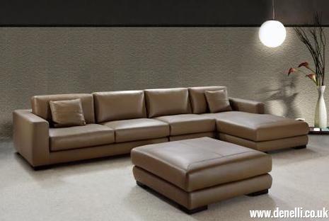 The Lexus Corner Sofa Is Modern And