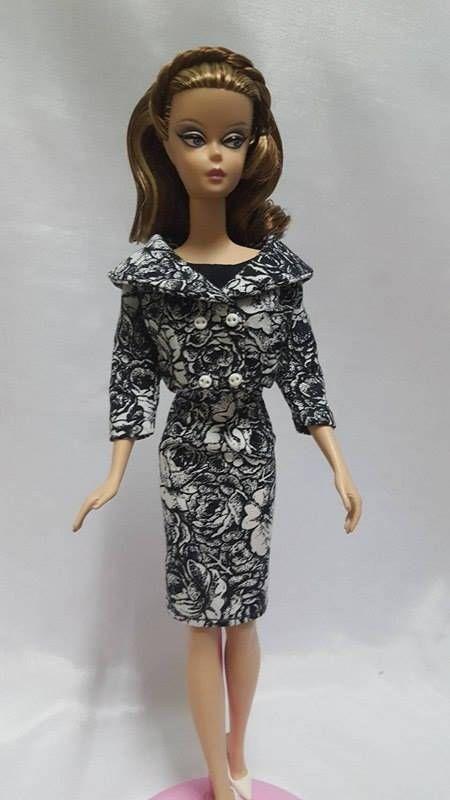 0a611da6e1d Fabriqué sur commande à poil court et robe pour poupée | Collector ...
