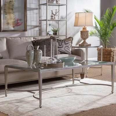 Artistica Home Sangiovese 2 Piece Coffee Table Set Table Base