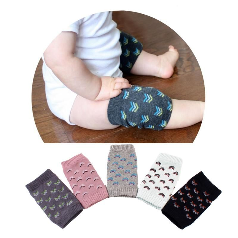 Leggings Knee pad Babies Cotton Elbow Soft Cushion Safety Kids Child Protector