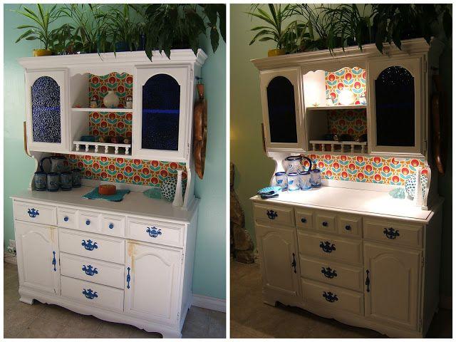 Wunderschöne Ideen zum selber machen, alte Möbel aufhübschen ...
