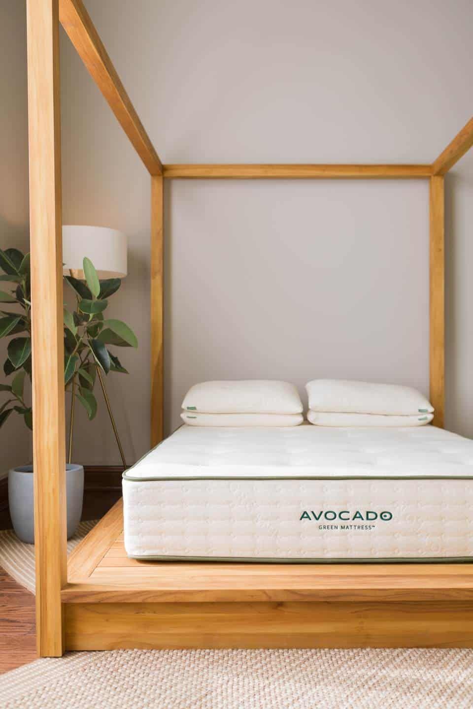 Avocado Rv Mattress On Bed Frame Green Mattress Affordable Mattress Mattress