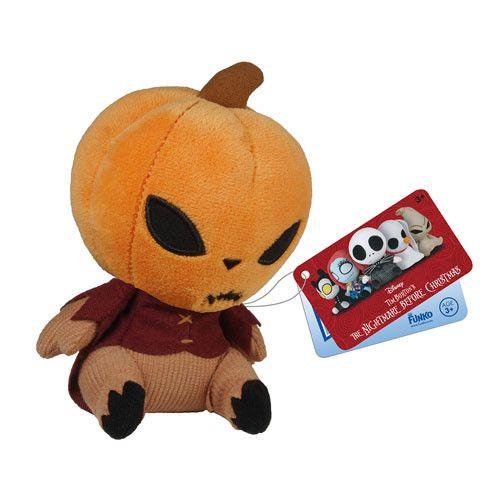 Funko Mopeez Nightmare Before Christmas Pumpkin King Plush in 2018