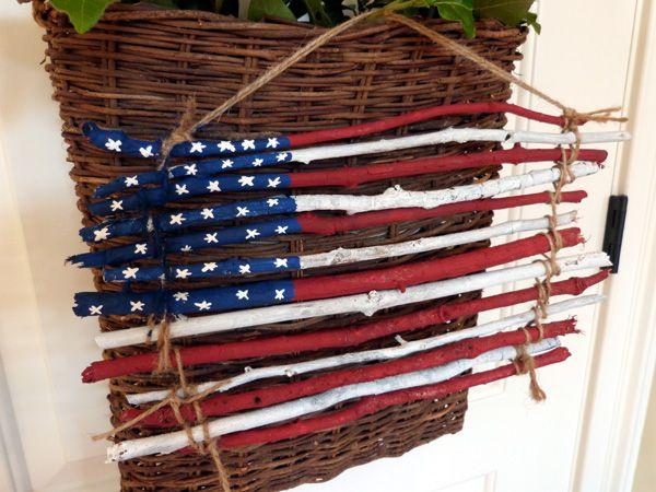 Patriotic Decor For Home: Americana Home Decor