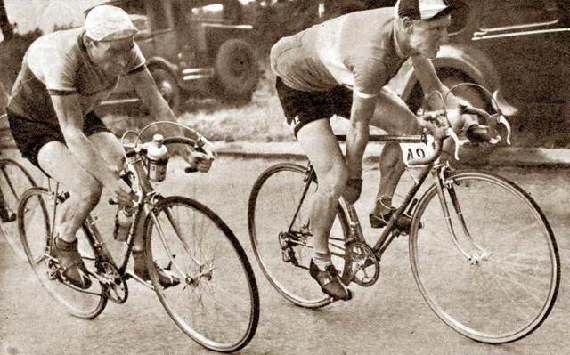 André Darrigade & Lucien Lauk - 1952