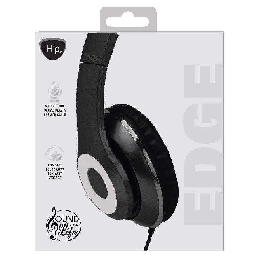 Ihip Headphone With Mic Wiring Diagram Libraries Together Headset Diagramsfoldable Headphones By Edge Compact Strong Bass