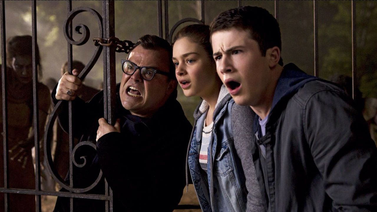 Goosebumps with the box office weekend