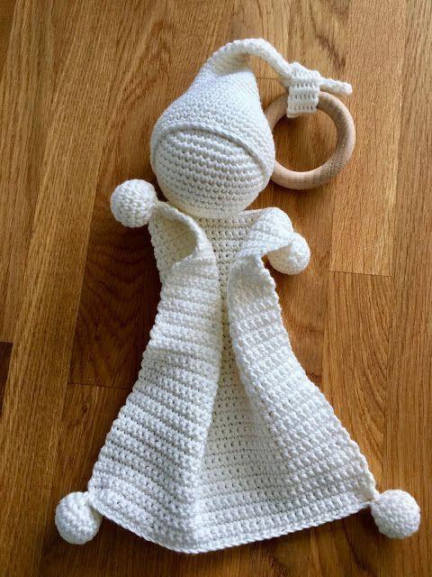 Gratis haakpatroon: KNUFFELPOPJE #knittedtoys