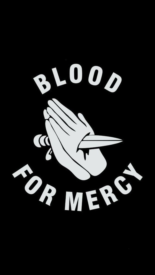 Yellow Claw, Blood for Mercy, wallpaper iPhone 5s/5
