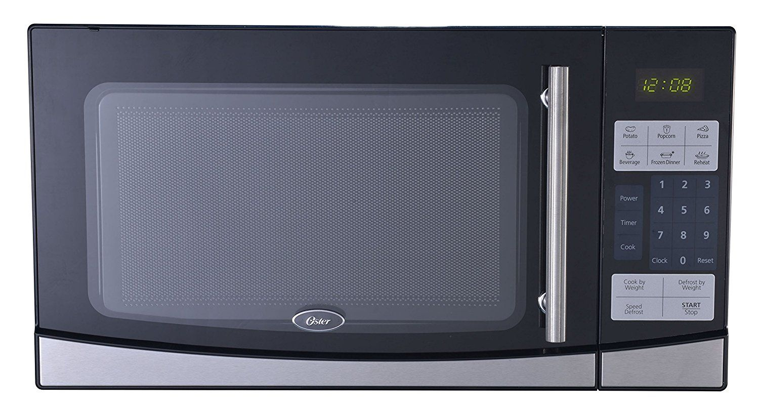 Cubic Foot Digital Microwave Oven