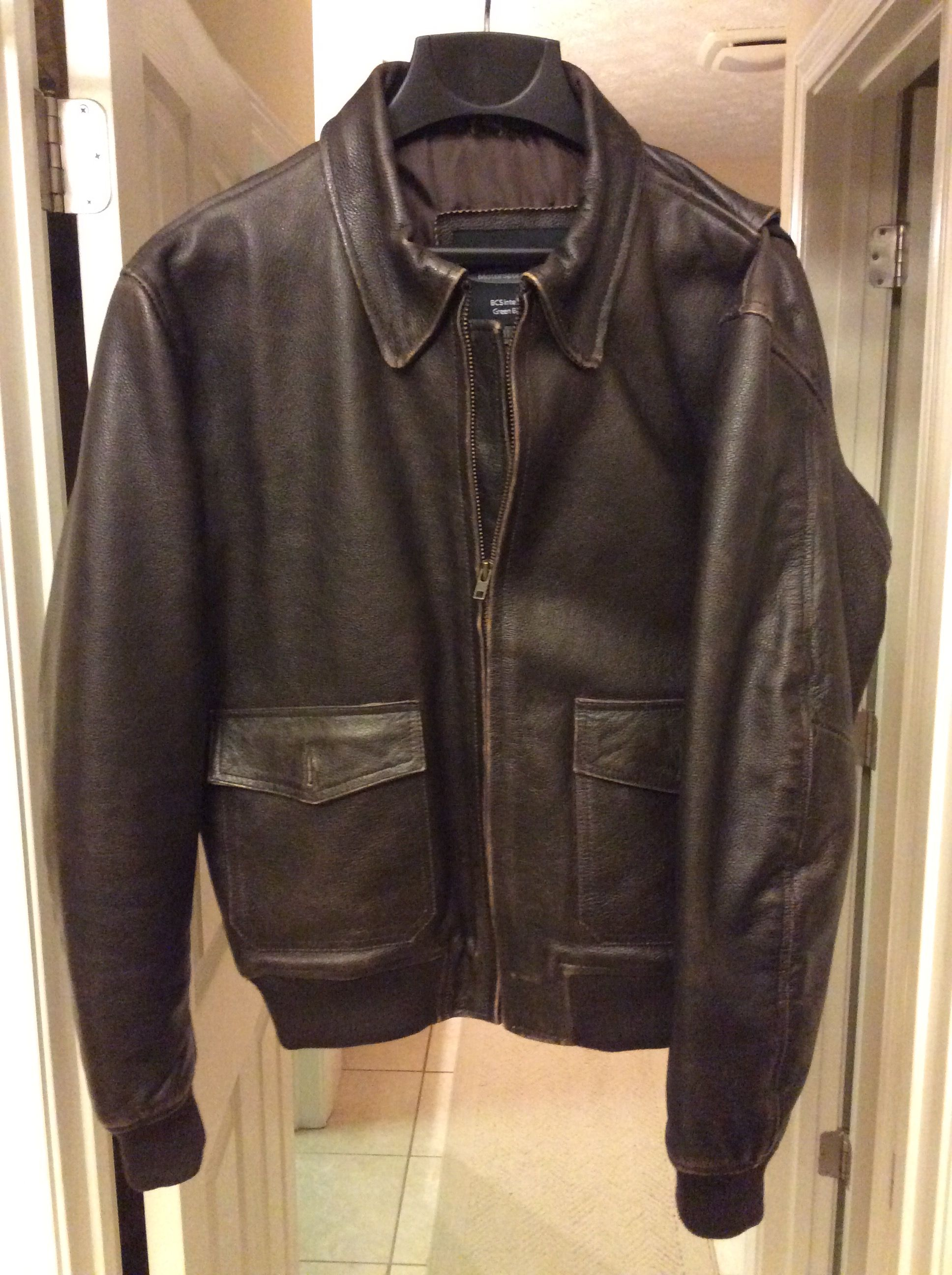 Pin by James Braun on Leather jackets Black jacket