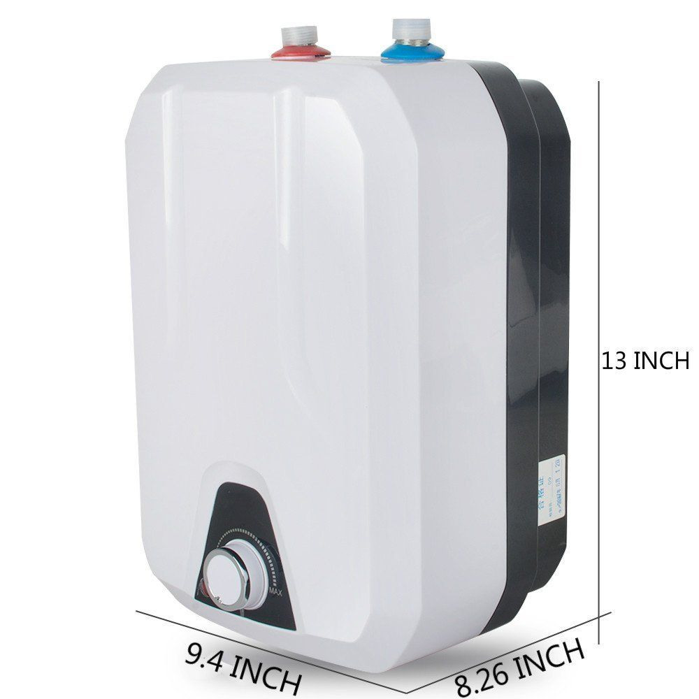 Zorvo Electric Instant Water Heater Electric Hot Water Heater Kitchen 2 5 Gallon Heating Tap For Kitchen Ba Water Heater Electric Water Heater Hot Water Heater