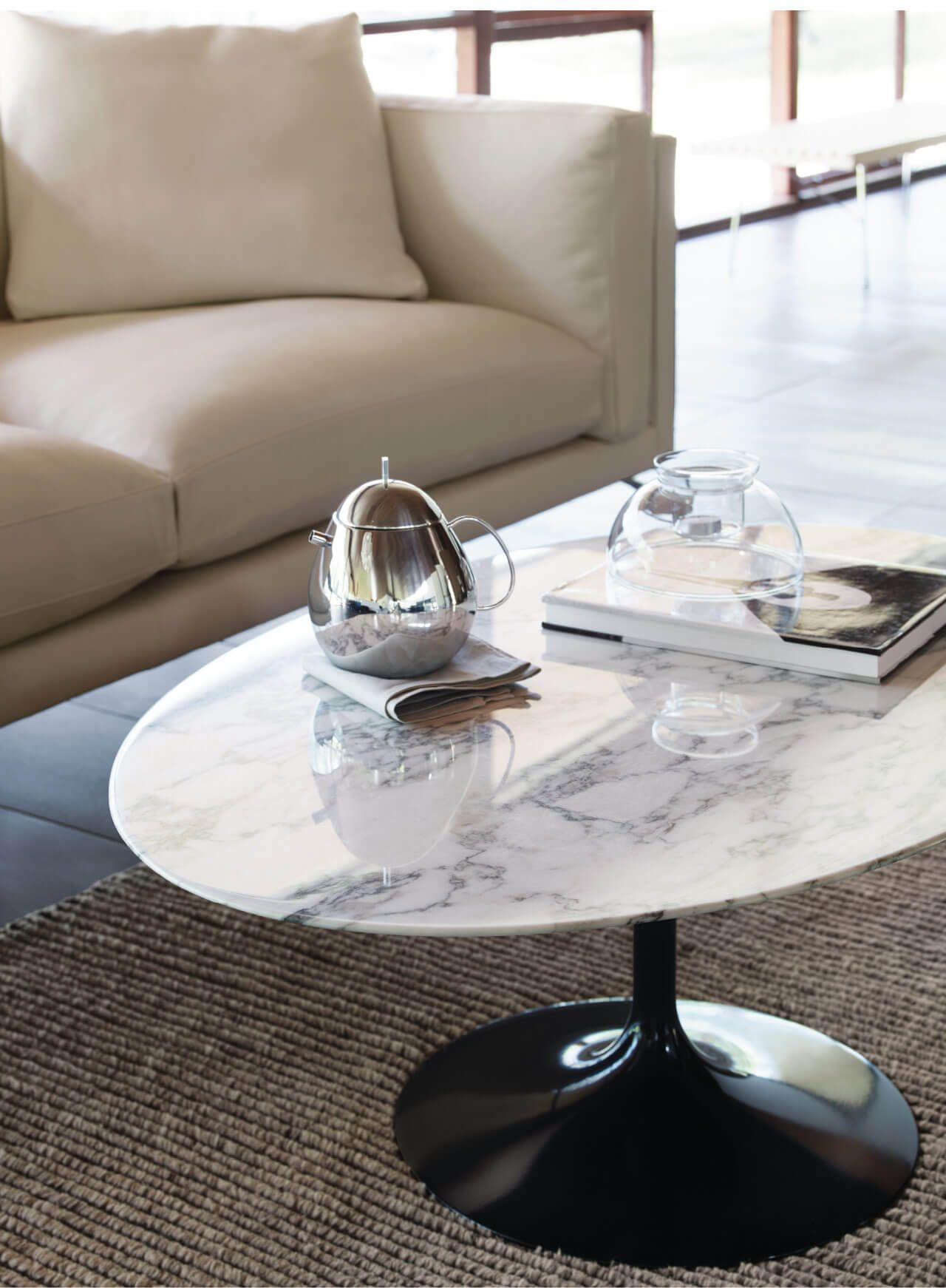 - Shop Saarinen Coffee Table Mesa