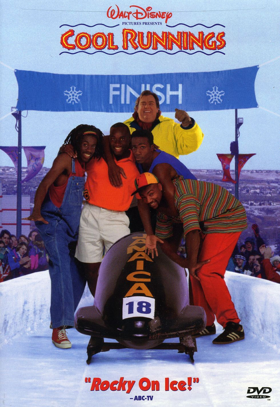 Cool Runnings Comedy with Heart! we loved it. Running