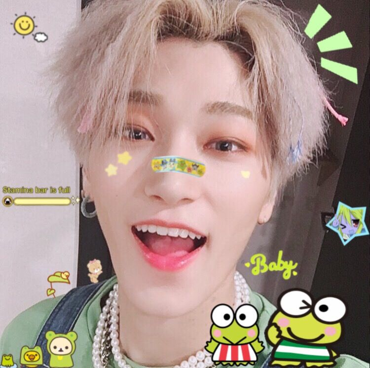 San W Sans Cute Kpop Aesthetic Cute Icons