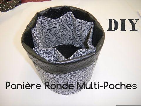 madalena couture coudre un petit panier rectangulaire. Black Bedroom Furniture Sets. Home Design Ideas