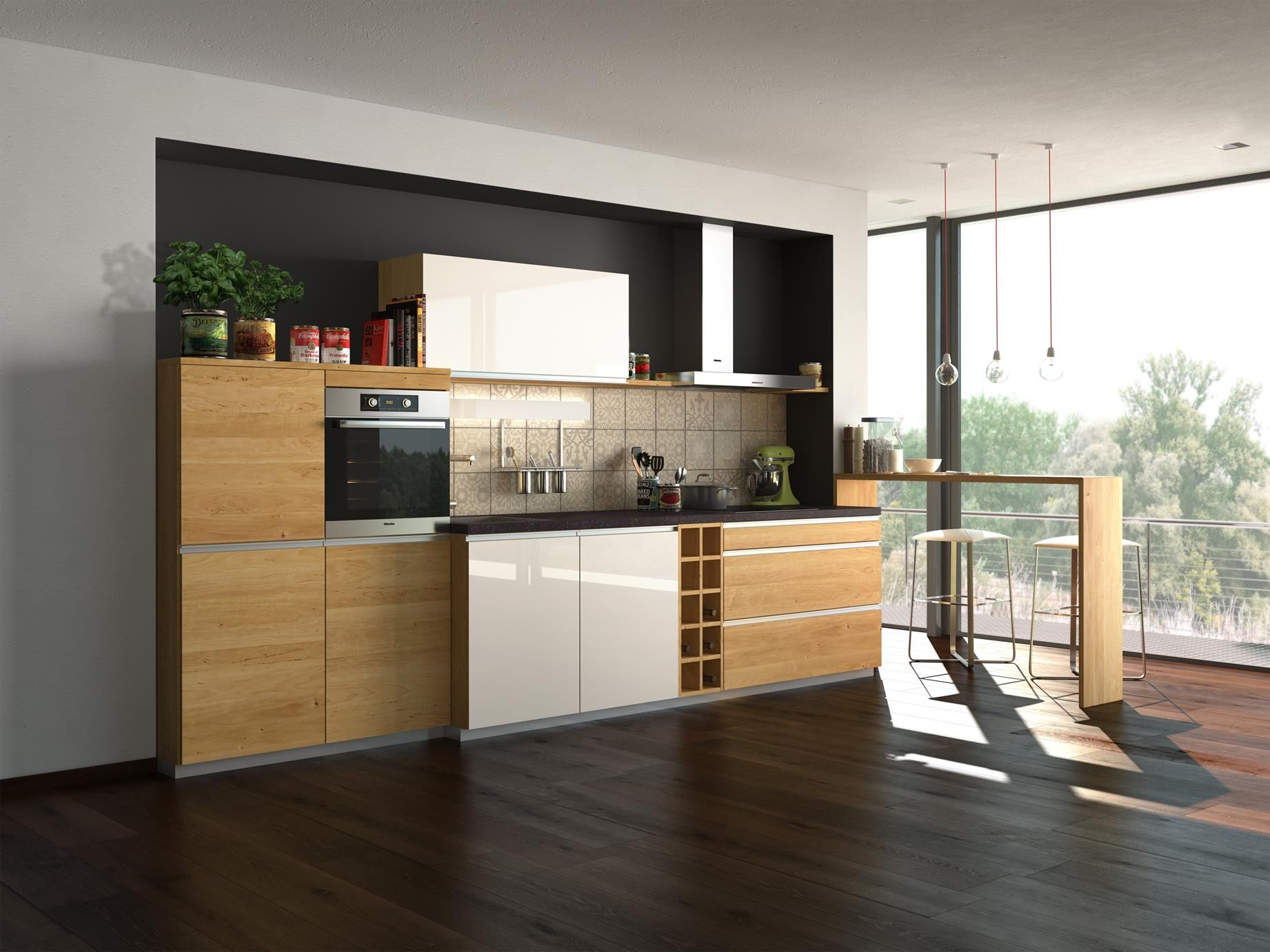 Explore Solid Wood Kitchens Fitted Kitchens and