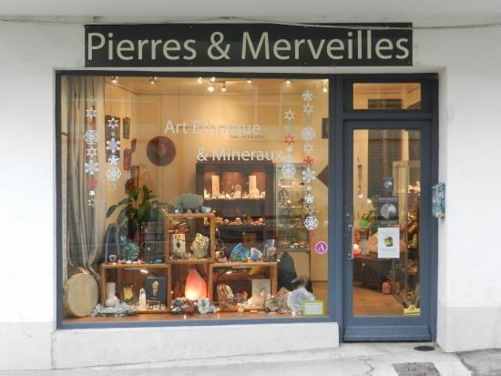 Boutique Pierres et Merveilles Crest