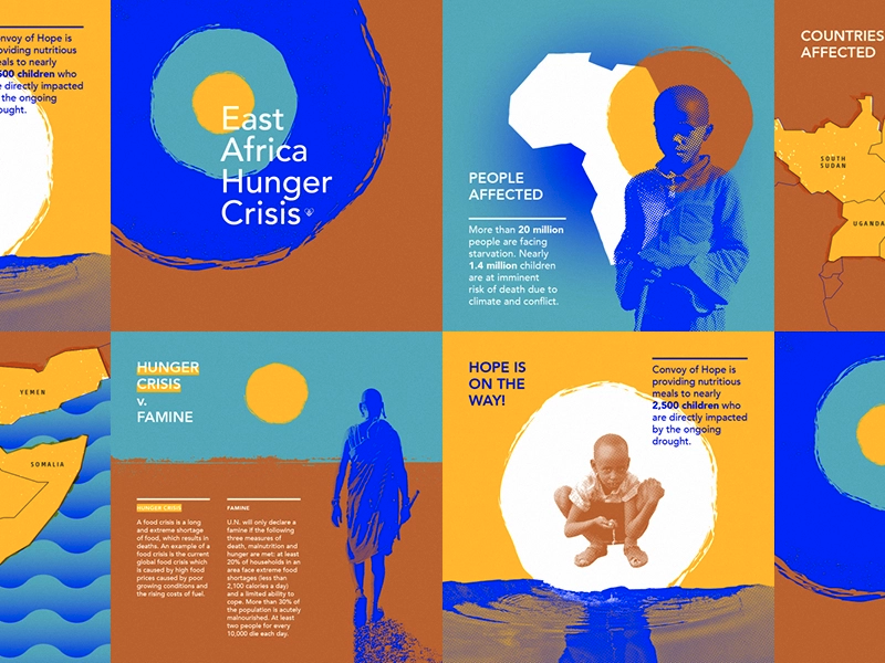 COH — East Africa Hunger Crisis in 2020 Africa hunger