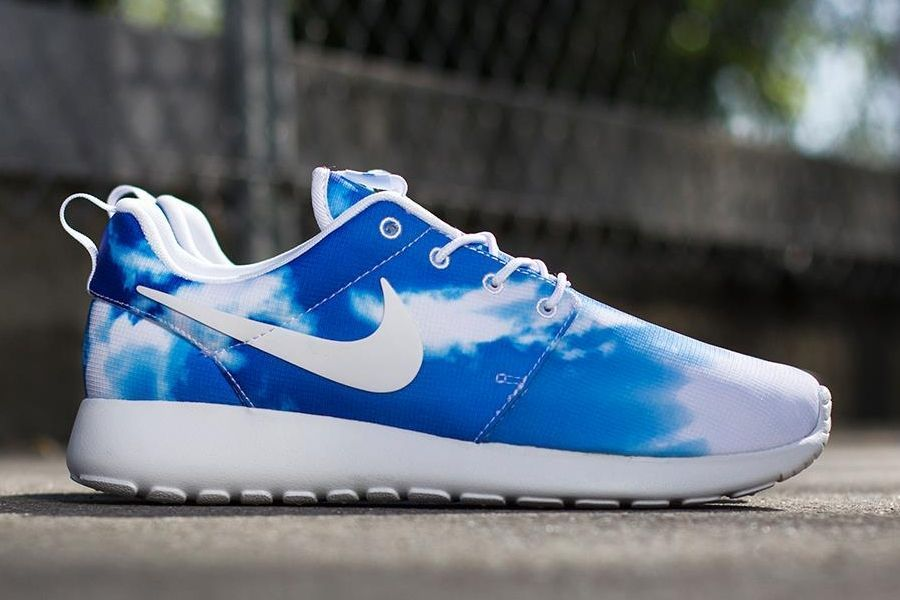 33b29be917d9 Nike Roshe Run Blue Sky from the upcoming Santa Monica Pack  nike   nikesportswear  rosherun