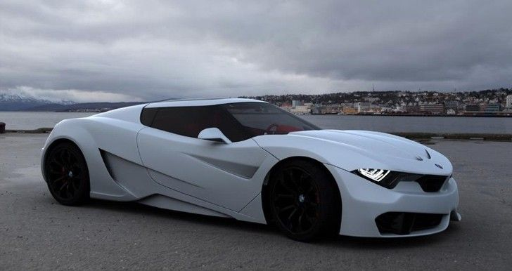 BMW M9 Rendered in the Wild - Photo Gallery