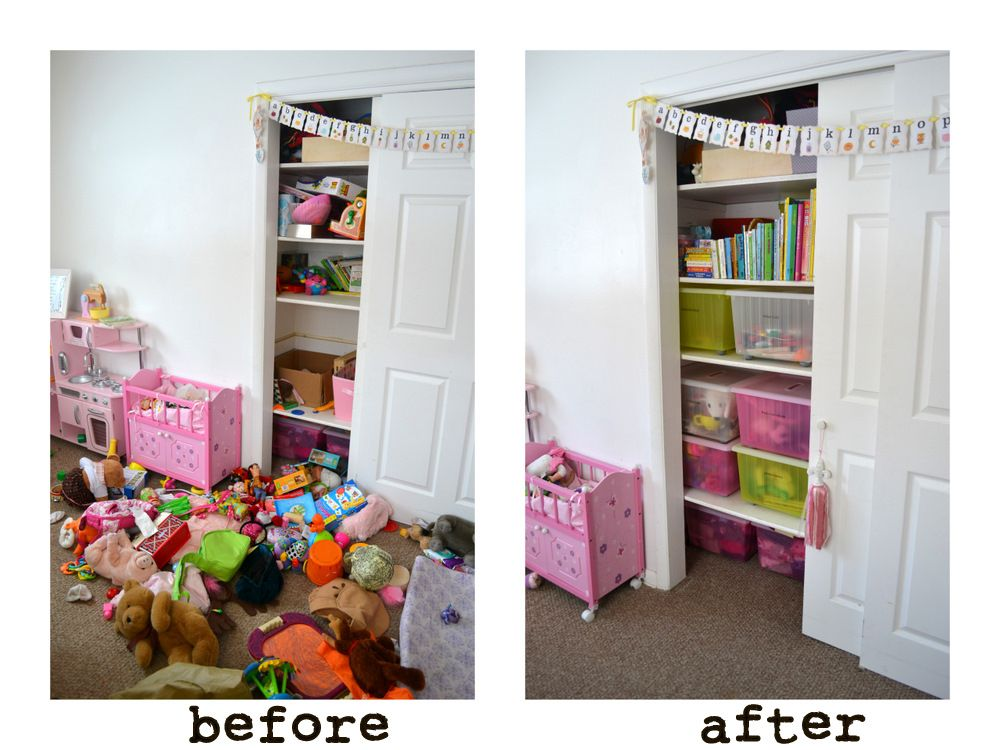 How To Organize Kids Bedroom