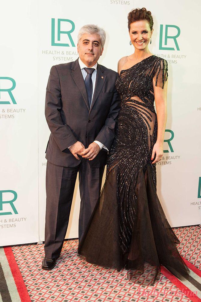 Cristina Ferreira com Luis Mateus
