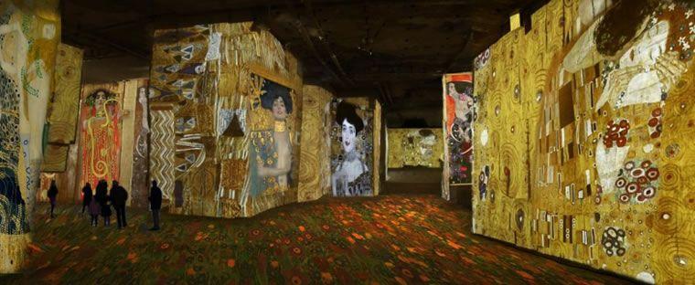Gustave Klimt Carrieres De Lumiere Les Baux De Provence Art Klimt Painting