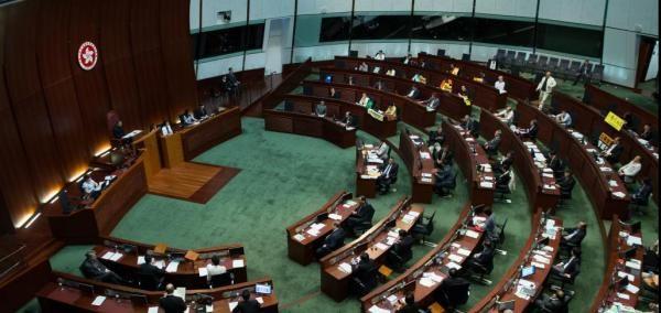 Hong Kong separatist lawmakers lose appeal, remain barred from legislature