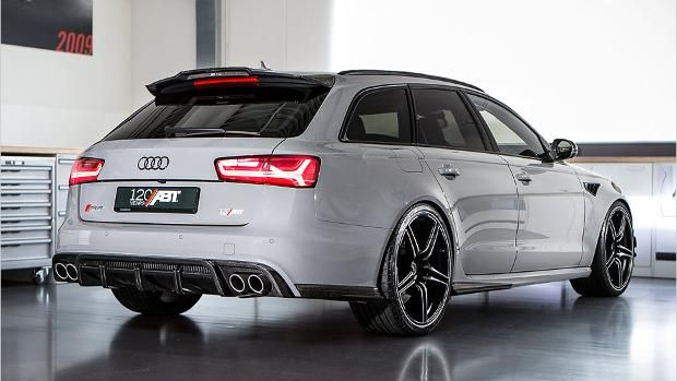 2016 Special version ABT Audi RS 6  120