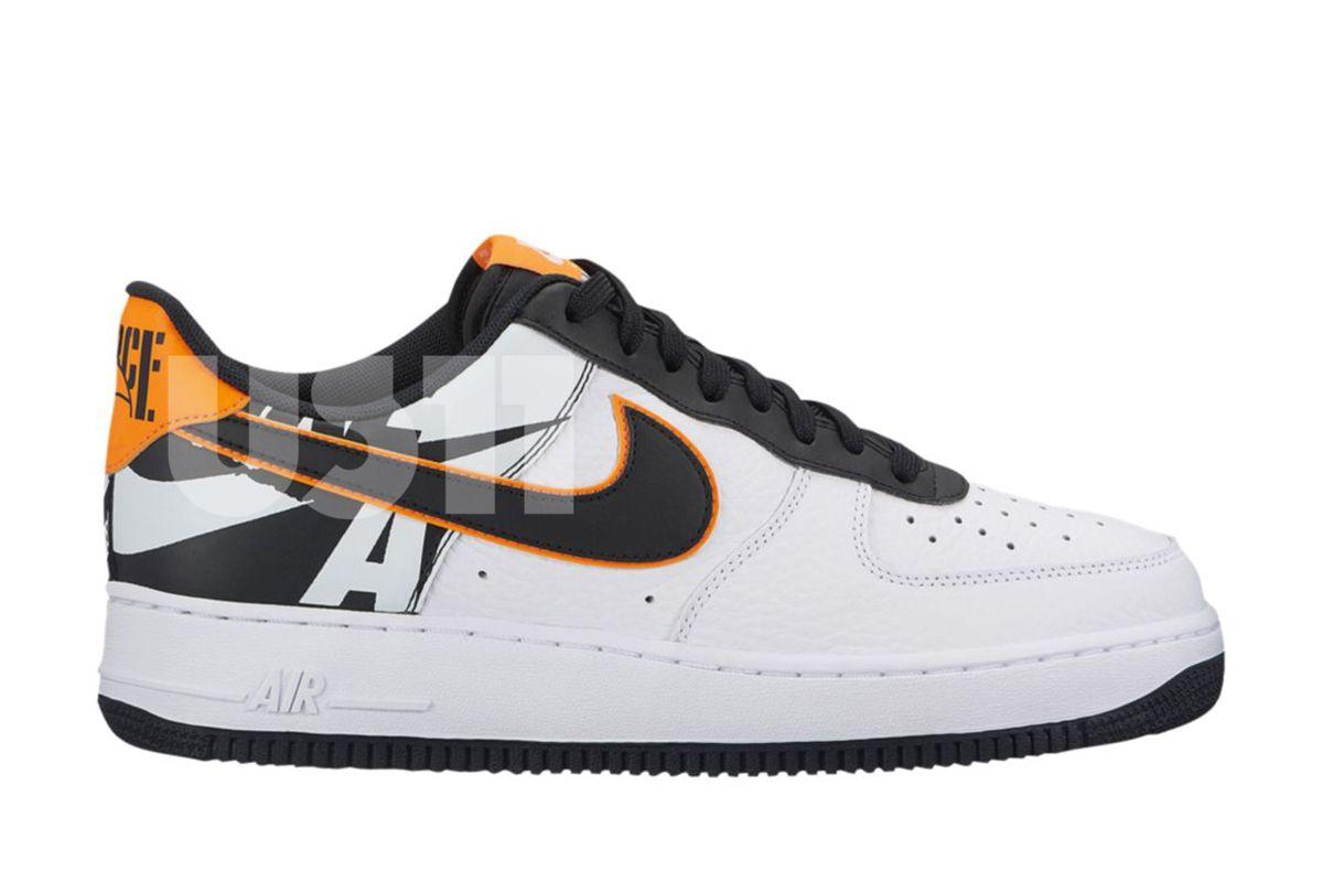 Nike Air Force 1 '07 LV8 has Remixed Branding to Start 2018 - EU Kicks:  Sneaker Magazine