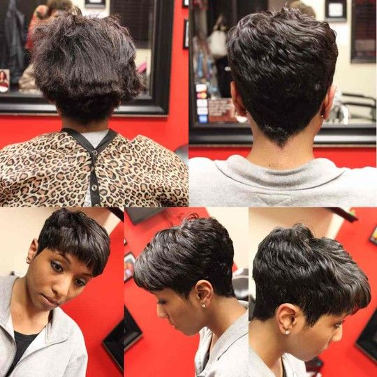 Pin On Short Haircuts In Houston Tx