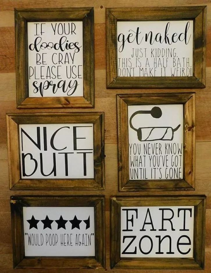 Photo of Excellent Free of Charge half Bathroom Signs Concepts – Summer Greig's Blog