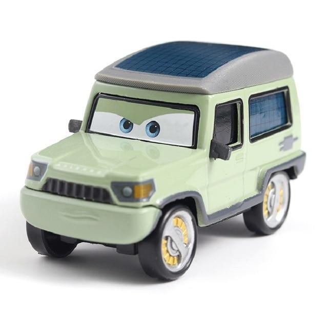 Mattel Disney Pixar Cars 3 Lizzie Diecast Toy Vehicle Metal 1:55 Loose New