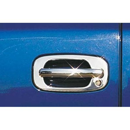 Chrome Stainless Steel Door Handle Insert Accents Lever Only Tfp 469l Walmart Com Stainless Steel Door Handles Stainless Steel Doors Steel Doors