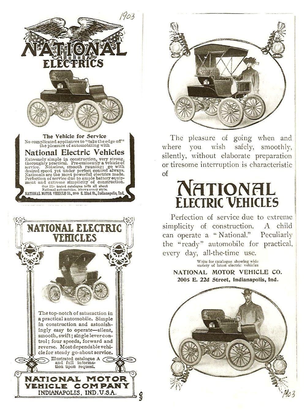 1903 National