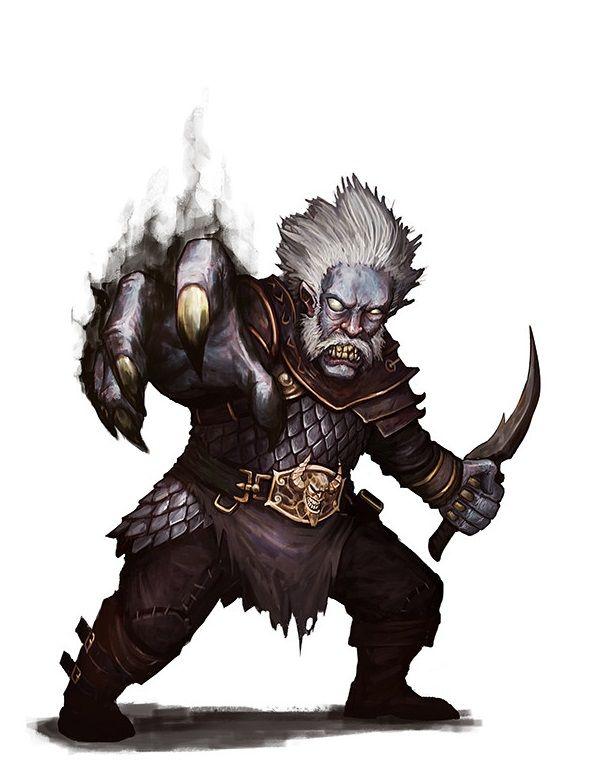 m Duergar Warlock Studded Leather Armor Short Sword casting underdark | Fantasy dwarf, Dungeons ...