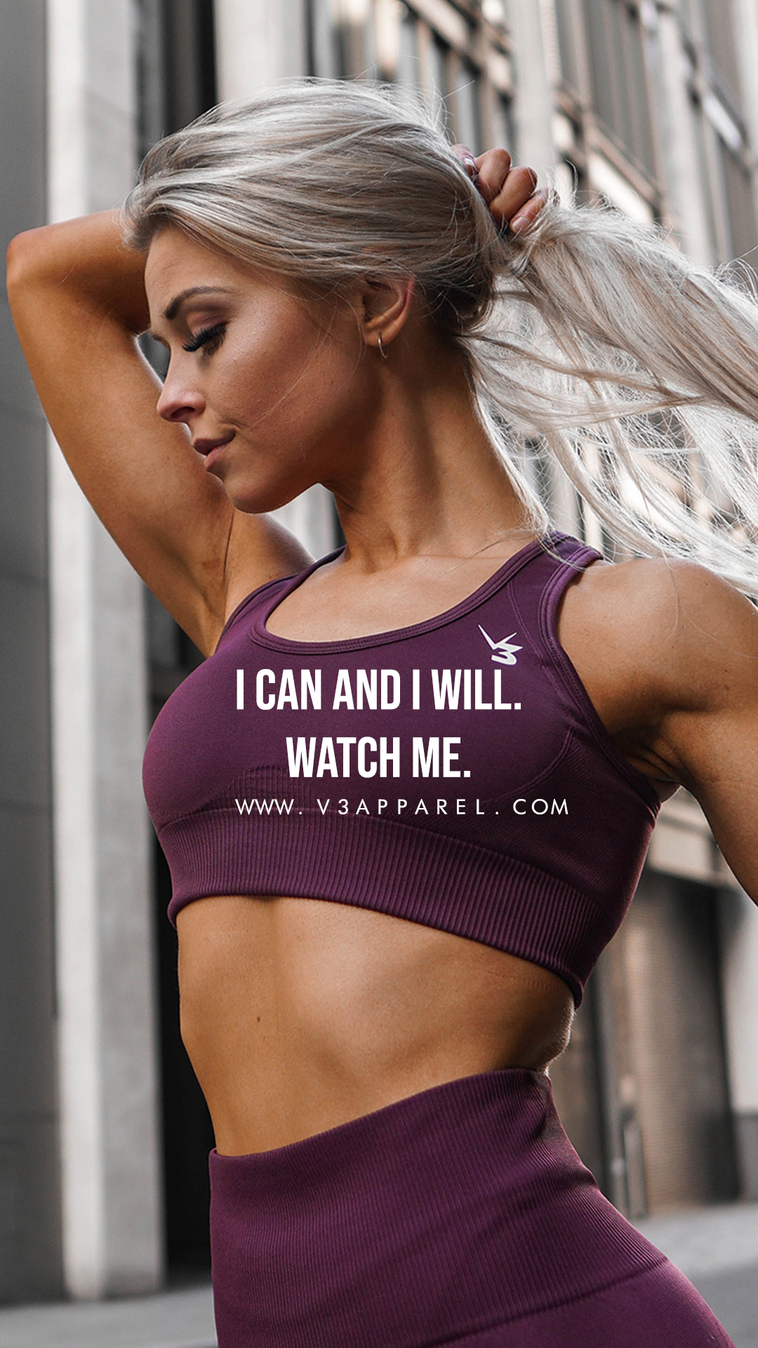 I Can I Will Watch Me In 2021 Workout Motivation Women Fitness Inspiration Female Fitness Motivation Pictures