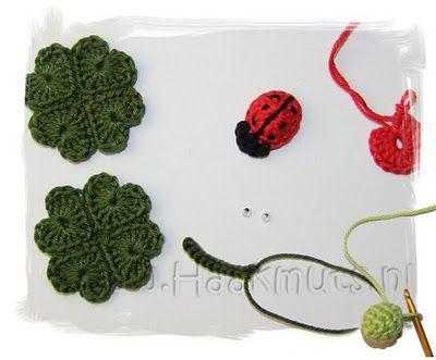 Crochet 8 Hearts Hearts Pattern Is Not My Own Begin Met De Magic
