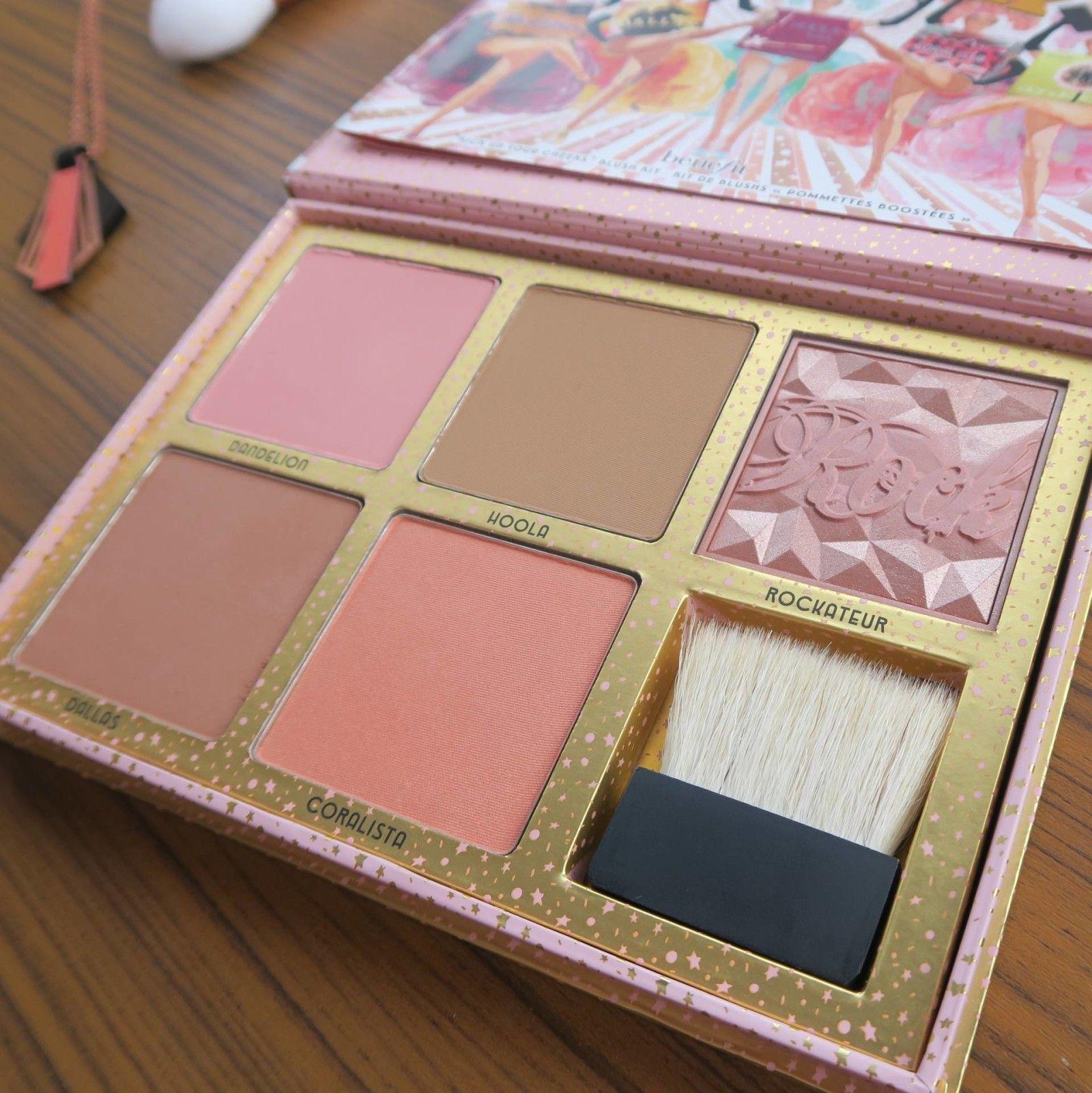 Benefit Cheekathon Palette Palette, Makeup, Eyeshadow