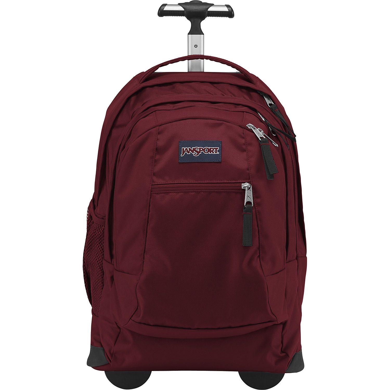 42b1964cccb0 nursing backpack. JanSport Driver 8 Wheeled Laptop Backpack - eBags ...