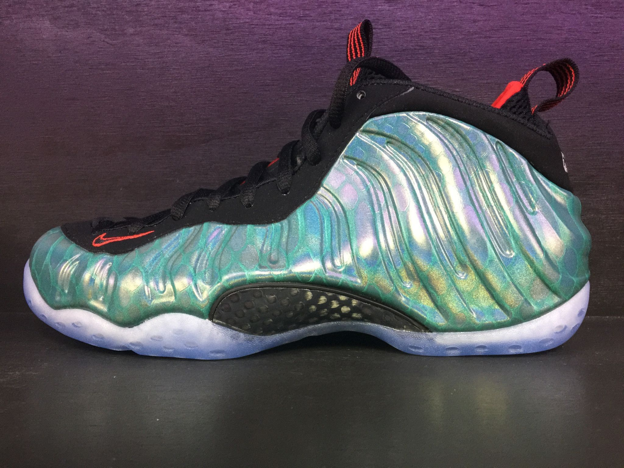 12fe92e0509 Nike Air Foamposite One  Gone Fishing  Nike Shoes