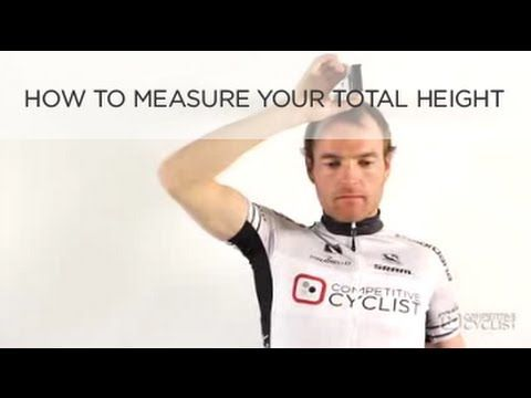 Bike Fit Calculator Find Your Bike Size Competitive Cyclist